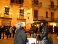 festa dell'Immacolata: la processione nel corso VI Aprile - 8 dicembre 2009  - Alcamo (2003 clic)