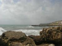 mare mosso - 1 marzo 2009  - Marinella di selinunte (1669 clic)