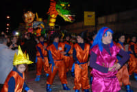 Carnevale 2008 - XVII Edizione Sfilata di Carri Allegorici - Dragon Ball - Associazione Bonagia - 3 febbraio 2008   - Valderice (1610 clic)