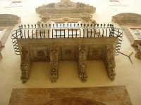 un pregevole balcone - 8 febbraio 2009  - Trapani (2751 clic)