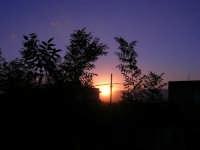 alba - 3 agosto 2006  - Alcamo (1274 clic)