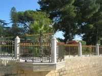 giardino pubblico - 4 ottobre 2009   - Partanna (1835 clic)