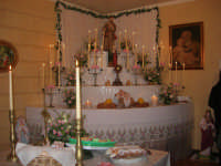 Gli altari di San Giuseppe - 18 marzo 2009   - Balestrate (3459 clic)