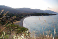 la baia di Guidaloca a sera - 19 settembre 2007  - Castellammare del golfo (599 clic)