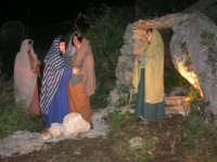 Parco Urbano della Misericordia - LA BIBBIA NEL PARCO - Quadri viventi: 6. Visitazione - 5 gennaio 2009   - Valderice (2494 clic)