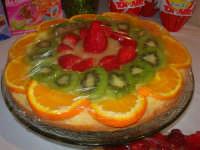 Gli altari di San Giuseppe - torta alla frutta - 18 marzo 2009   - Balestrate (3959 clic)