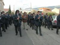 Processione della Via Crucis con gruppi statuari viventi - 5 aprile 2009   - Buseto palizzolo (1772 clic)