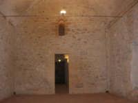 Castello arabo normanno - particolare dell'interno - 2 gennaio 2009   - Salemi (2322 clic)