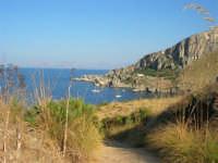 la costa sul golfo di Castellammare - 30 agosto 2008   - San vito lo capo (455 clic)