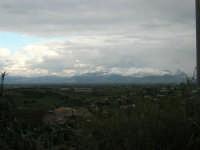 monti palermitani innevati - 15 febbraio 2009   - Alcamo (2651 clic)