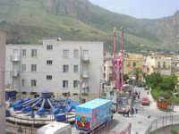 le giostre per la festa di Santa Rita - 16 maggio 2009  - Castellammare del golfo (5923 clic)
