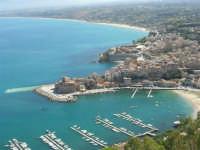 panorama - 2 ottobre 2007  - Castellammare del golfo (584 clic)