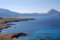 Golfo del Cofano: panorama da Macari - 24 febbraio 2008   - San vito lo capo (527 clic)