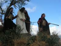 Processione della Via Crucis con gruppi statuari viventi - 5 aprile 2009   - Buseto palizzolo (1842 clic)