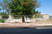 Piazza Falcone e Borsellino - lavori di ristrutturazione - 20 luglio 2008  - Alcamo (621 clic)