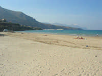 Spiaggia Plaja - 12 ottobre 2008   - Castellammare del golfo (491 clic)