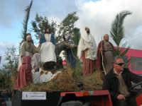 Processione della Via Crucis con gruppi statuari viventi - 5 aprile 2009   - Buseto palizzolo (1479 clic)