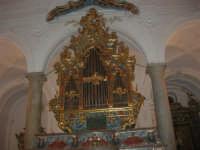 Chiesa dell'ex Collegio dei Gesuiti - organo - 15 marzo 2009   - Salemi (2159 clic)