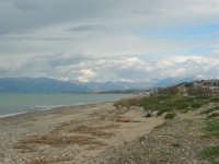 zona Magazzinazzi - il mare d'inverno - 22 febbraio 2009   - Alcamo marina (2368 clic)