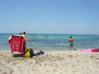 Golfo del Cofano - mare stupendo - 8 agosto 2008   - San vito lo capo (503 clic)