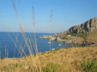 la costa sul golfo di Castellammare - 30 agosto 2008   - San vito lo capo (470 clic)