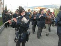 Processione della Via Crucis con gruppi statuari viventi - 5 aprile 2009   - Buseto palizzolo (1593 clic)