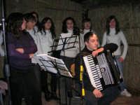 Presepe Vivente presso l'Istituto Comprensivo A. Manzoni - 21 dicembre 2008   - Buseto palizzolo (778 clic)