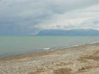 zona Magazzinazzi - il mare d'inverno - 22 febbraio 2009   - Alcamo marina (2549 clic)