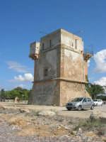 Torre di avvistamento - 28 settembre 2008   - Marausa lido (1175 clic)