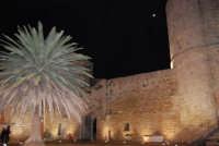 Castello arabo normanno - cortile interno - 2 gennaio 2009   - Salemi (2949 clic)