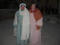Epifania drammatizzata con quadri viventi a Salemi - interpreti durante le prove - 6 gennaio 2009    - Salemi (2702 clic)