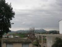 periferia alcamese e colline palermitane innevate - 15 febbraio 2009   - Alcamo (2547 clic)