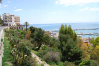 visita alla città - vista sul porto - 25 aprile 2008  - Sciacca (1003 clic)
