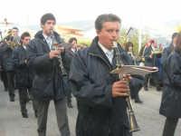 Processione della Via Crucis con gruppi statuari viventi - 5 aprile 2009   - Buseto palizzolo (1637 clic)