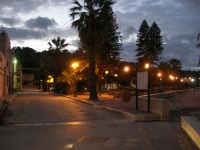 giardino pubblico ai bordi della spiaggia - 18 gennaio 2009   - San vito lo capo (2694 clic)
