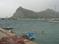 monte Monaco visto dal porto - 29 marzo 2009   - San vito lo capo (1816 clic)