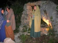 Parco Urbano della Misericordia - LA BIBBIA NEL PARCO - Quadri viventi: 6. Visitazione - 5 gennaio 2009   - Valderice (2530 clic)