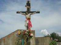 Cristo lungo la strada - 9 novembre 2008   - Ribera (2160 clic)