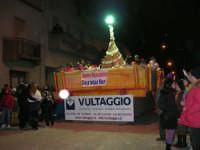 Carnevale 2009 - XVIII Edizione Sfilata di carri allegorici - 22 febbraio 2009   - Valderice (2084 clic)