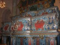 Chiesa dell'ex Collegio dei Gesuiti - organo - 15 marzo 2009   - Salemi (2383 clic)
