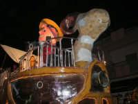 Carnevale 2009 - Sfilata carri allegorici - 24 febbraio 2009   - Balestrate (3457 clic)