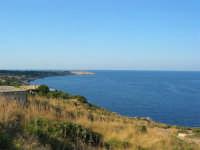 la costa sul golfo di Castellammare - 30 agosto 2008   - San vito lo capo (605 clic)
