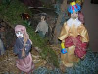 mostra di presepi presso l'Istituto Comprensivo A. Manzoni - particolare - (4) - 20 dicembre 2007  - Buseto palizzolo (1107 clic)