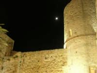 Castello arabo normanno - particolare del cortile interno - 2 gennaio 2009   - Salemi (2268 clic)