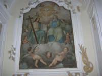 La Trinità, dipinto all'interno della Chiesa Madonna del Soccorso - 27 dicembre 2007  - Alcamo (905 clic)