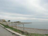 lungomare, spiaggia e mare - 9 novembre 2008   - Ribera (1738 clic)