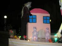 Carnevale 2008 - Sfilata Carri Allegorici lungo il Corso VI Aprile - 2 febbraio 2008   - Alcamo (887 clic)