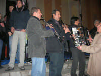 Carnevale 2009 - la musica per il Ballo dei Pastori - 24 febbraio 2009   - Balestrate (3796 clic)