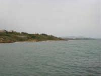panorama dal molo del porticciolo - 16 aprile 2006  - Marinella di selinunte (3360 clic)