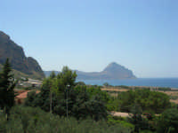 Golfo del Cofano - Macari: l'Antico Borgo - 8 agosto 2008   - San vito lo capo (592 clic)